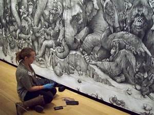 Artist At Work by DraftHorseTrainer on DeviantArt