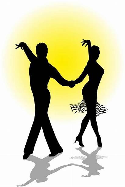 Dancing Couple Cha Clipart Dance Clip Ballroom
