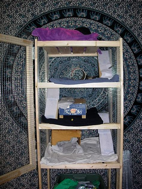 Gorm rat cage   IKEA Hackers   IKEA Hackers