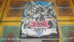 Yu Gi Oh Special Edition Pack Machine Revolt Structure