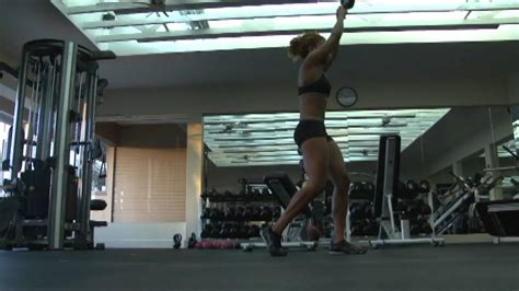 kettlebell around exercise