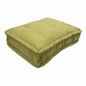 snoozer pillow top dog bed 25 colors fabrics 4 sizes With dog bed replacement pillow