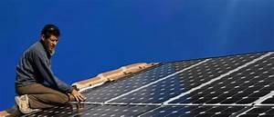 Rentabilite Autoconsommation Photovoltaique : photovolta que l 39 autoconsommation une solution rentable ~ Premium-room.com Idées de Décoration