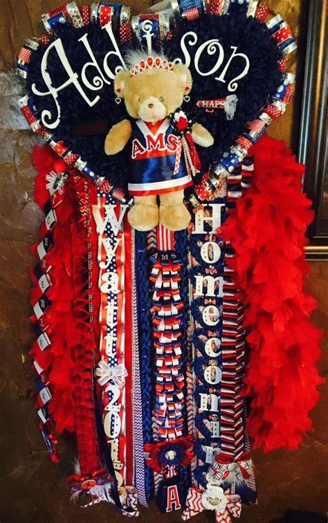 large homecoming mums 11 best cutest big huge texas shape homecoming mum homecoming garter images on pinterest