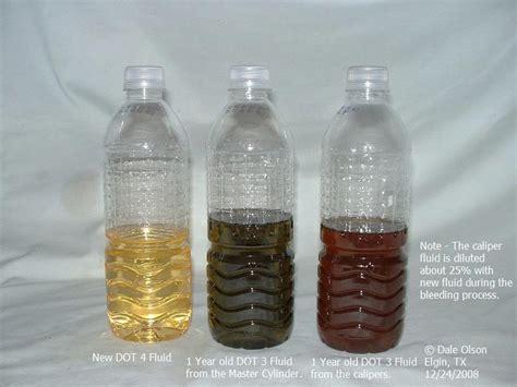 what color should brake fluid be brake fluid flush irv2 forums