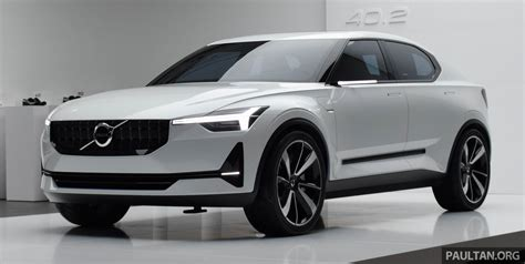 GALLERY: Volvo 40.2 concept previews next-gen S40?