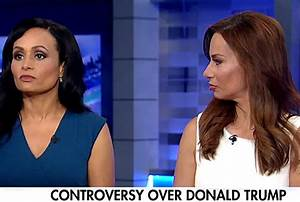 WATCH: Fox News contributor slams Trump spokeswoman ...