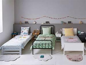 Linge De Lit Enfant : le linge de lit qui raconte des histoires joli place ~ Teatrodelosmanantiales.com Idées de Décoration