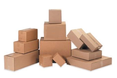 brown corrugated boxes bubble wrap mailers shipping