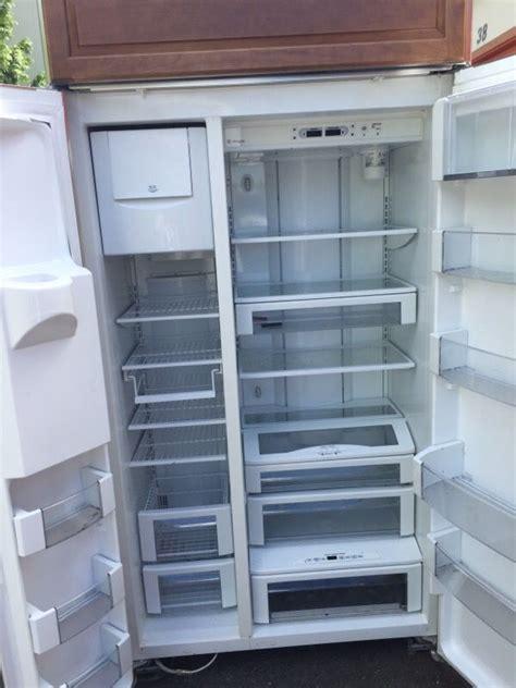 ge monogram built  fridge  sale  monroe wa offerup