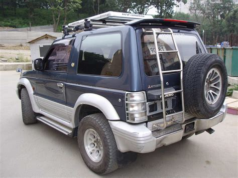 how does cars work 1992 mitsubishi montero parking system used 1992 mitsubishi pajero photos 2500cc diesel for sale