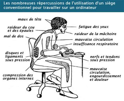 chaise de bureau mal de dos fauteuil ordinateur ergonomique chaise de bureau