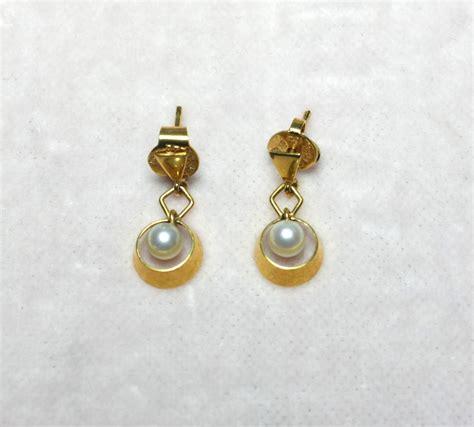 deco pearl earrings 28 images deco wedding jewelry pearl drop bridal earrings deco flapper