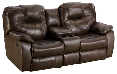 southern motion power reclining sofa power reclining sofa with console by southern motion