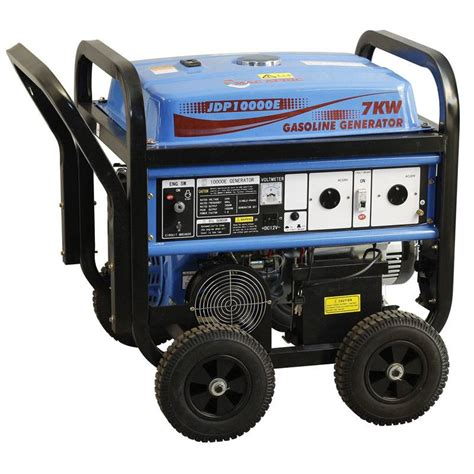 mac afric  kva  kw standby petrol generator