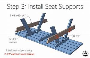 Wheelchair Accessible Picnic Table » Rogue Engineer
