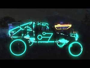 Dying Light Neon Storm Buggy Paint Job Showcase from