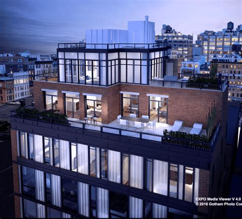 Kylie Jenner may have bought a $7M Tribeca penthouse   6sqft