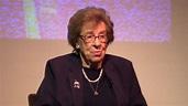 Anne Frank's Stepsister Eva Schloss Speaks in Naperville ...