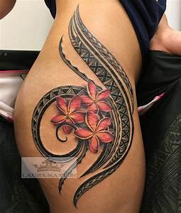 Tribal Tattoo Frau : polynesian tribal tattoo tattoos pinterest tattoos tribal tattoos and hawaiian tattoo ~ Frokenaadalensverden.com Haus und Dekorationen