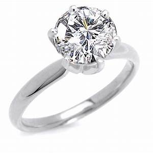 can you make girlfriend happy with two carat engagement With wedding rings for girlfriend