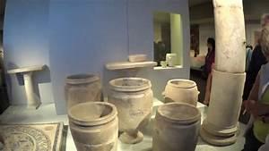 The Israel Museum  Jerusalem - Jewish Purification Jars   The Church Wedding Of Cana