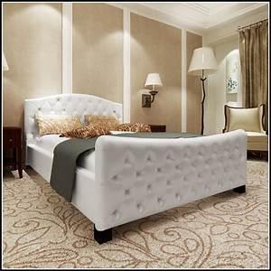 Billige Betten Mit Matratze : gnstige betten 140x200 mit lattenrost und matratze ~ Lateststills.com Haus und Dekorationen
