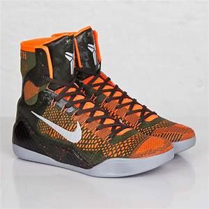 Kobe Sportswear Size Chart Nike Kobe Ix Elite 630847 303 Sneakersnstuff