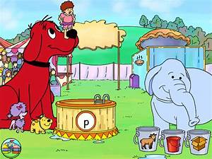 Clifford The Big Red Dog And Friends