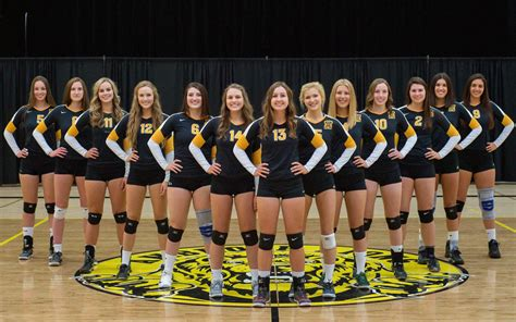 year review womens volleyball ambrose university