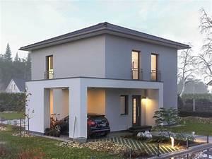 Massa Haus Musterhaus : stadtvilla modernstyle 134 w massa haus ~ Orissabook.com Haus und Dekorationen