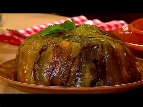 cuisine alg駻ienne samira samira tv tajine jben et maklouba recette facile la