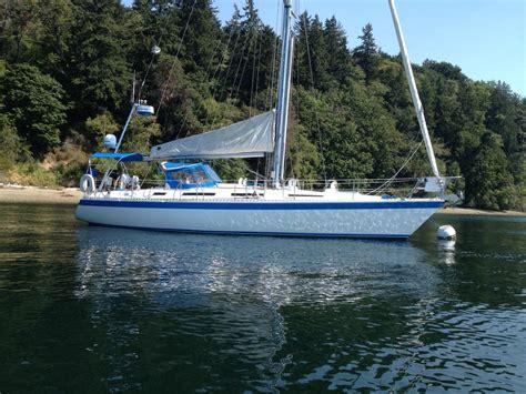 Centurion Boats For Sale Seattle by 1986 Wauquiez Centurion 42 Sail Boat For Sale Www