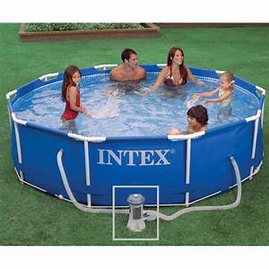 Piscine Tubulaire Intex Castorama : piscine intex tubulaire castorama ~ Dailycaller-alerts.com Idées de Décoration