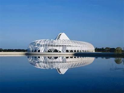 Calatrava Florida Polytechnic University Santiago Lakeland Projects