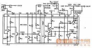 Hic1026a Integrated Circuit Internal Principle Circuit