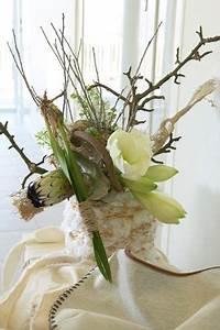 Composition Fleurs Séchées : bouquets d 39 amaryllis composition et articles ~ Teatrodelosmanantiales.com Idées de Décoration