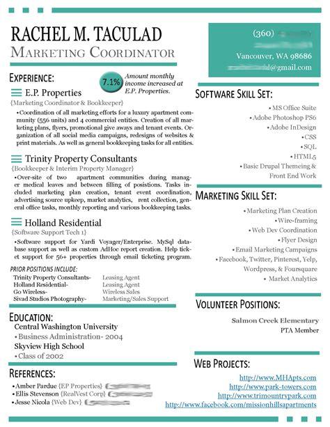 new resume format 2013 free download modern résumé update left brain right brain