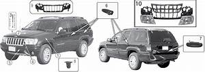 25 2004 Jeep Grand Cherokee Parts Diagram