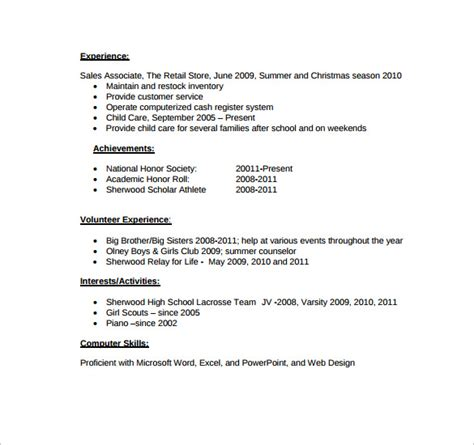 juvenile corrections officer resume business management