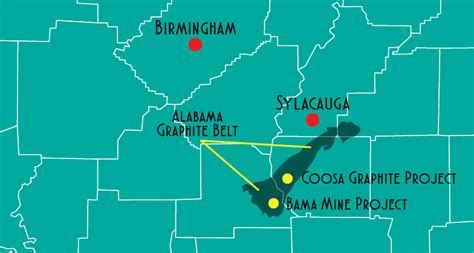 Check out the worst companies in your city of sylacauga, al. Coosa County mining project to tap America's largest ...