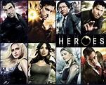 Heroes an American hero scifi television drama ~ Jagat Hero
