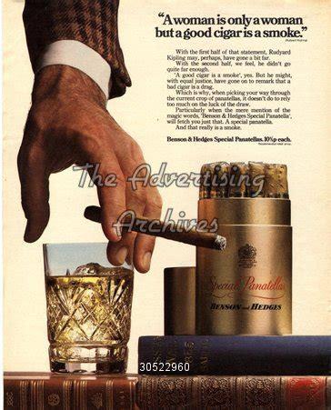 advertising archives magazine advert benson