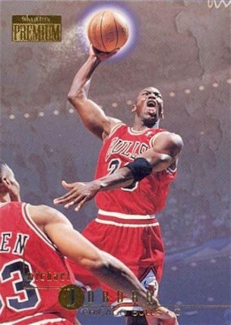 skybox premium michael jordan  basketball card