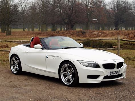 Used 2012 Bmw Z4 Z4 Sdrive20i M Sport Roadster For Sale In