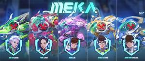 MEKA Overwatch Wiki FANDOM Powered By Wikia