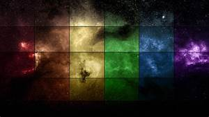 Space Spectrum wallpaper - 1252014