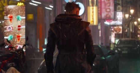 Avengers Endgame Best Look Jeremy Renner Ronin Suit