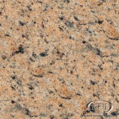 new giallo veneziano granite kitchen countertop ideas