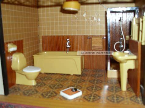 Badezimmer Fliesen 60er Jahre by Lundby Puppenhausm 246 Bel 1 18 Badezimmer 70er J Wanne Wc